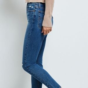 Levi's Jeans - Levi's Wedgie Fit Skinny Jeans | 27